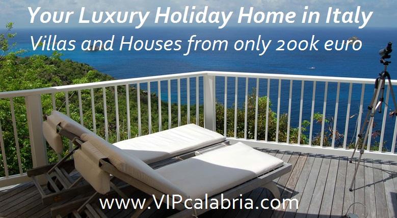 your luxury villa house in scalea, calabria, italy. seaside.